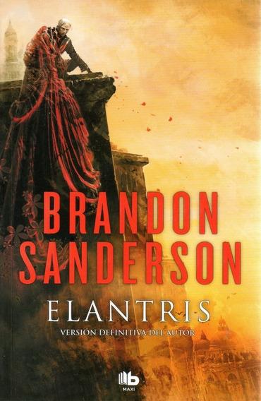 -libro(l)- Elantris // Brandon Sanderson//