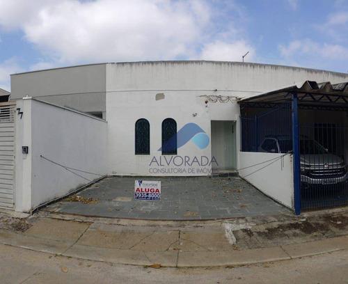 Imagem 1 de 17 de Ponto Para Alugar, 110 M² Por R$ 3.000,00/mês - Jardim Satélite - São José Dos Campos/sp - Pt0214