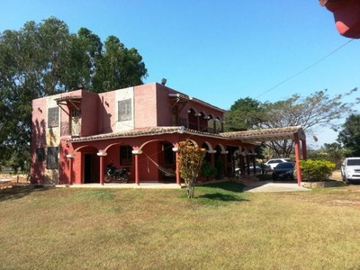 Venta Bella Y Funcional Casa Safary Country Club Carabobo Rb