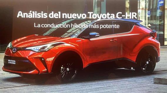 Toyota Ch-r 2020 1.8 Ecvt Hv Hibrida