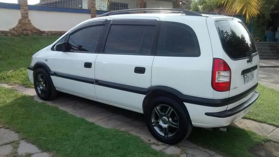 Chevrolet Zafira 2008 2.0 Comfort Flex Power 5p