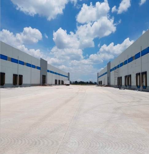 Nave Industrial En Renta Dentro De Parque - Viborillas Querétaro
