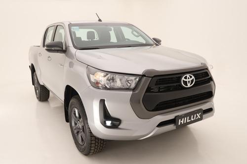 Imagen 1 de 14 de Toyota Hilux 4x2 Sr 2.4 Tdi 150cv 6m/t