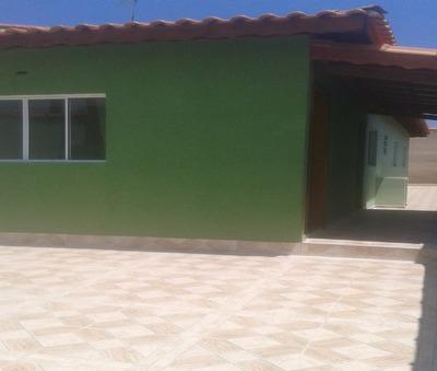 Mongaguá/sp Casa Nova, Financie Mcmv Da Caixa, 2 Doms