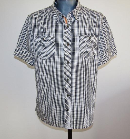 Oferta !!! Cavi Camisa Moda Urbana 100% Algodon Talla Xl