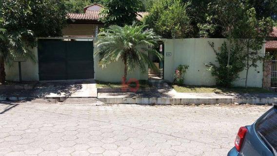 Chácara À Venda, 400 M² Por R$ 700.000 - Centro - São Sebastião/sp - Ch0002