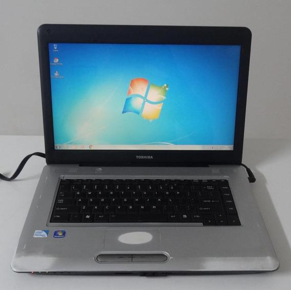 Notebook Toshiba Sat. L455 15.6