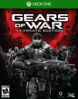 Gears Of War: Ultimate Edition Xbox One Codigo Digital