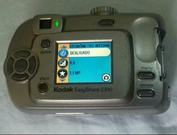 Maquina Fotográfica & Filmadora Kodak
