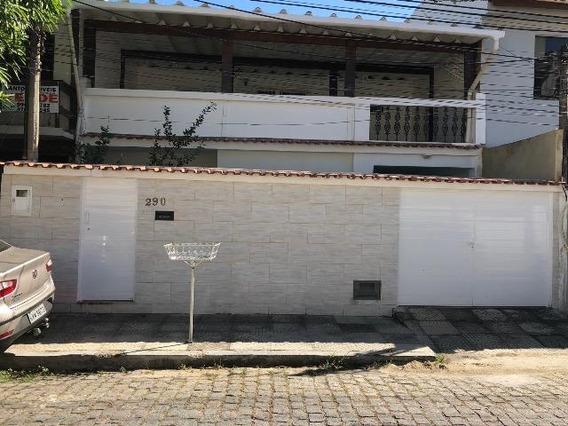 Casa Para Venda Em Rio De Janeiro, Freguesia - Jacarepaguá, 4 Dormitórios, 2 Banheiros, 2 Vagas - Cs16695