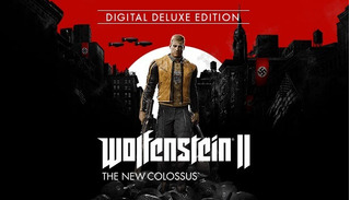 Wolfenstein Ii: The New Colossus Deluxe Edition Para Pc