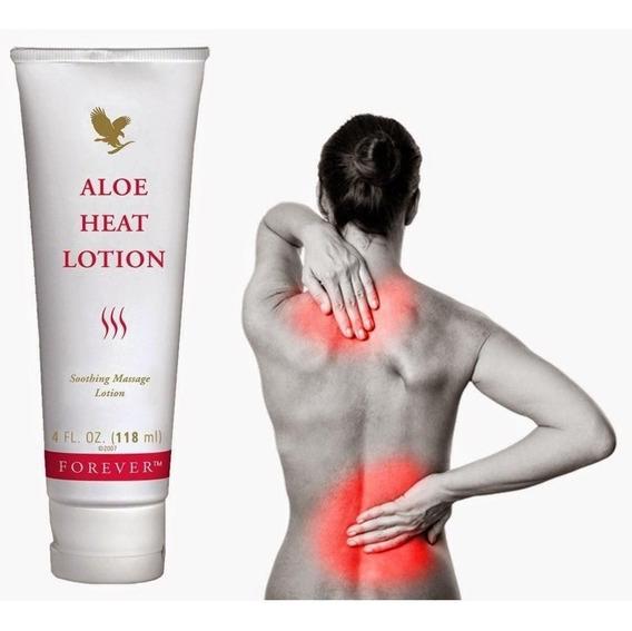 Aloe Heat Lotion - Para Massagem Dor Forever