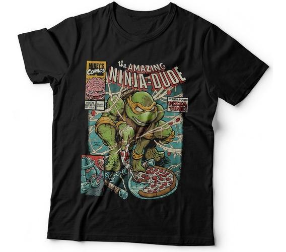 Remera Tortugas Ninjas Ninja Turtles Samcro Remeras Dtg