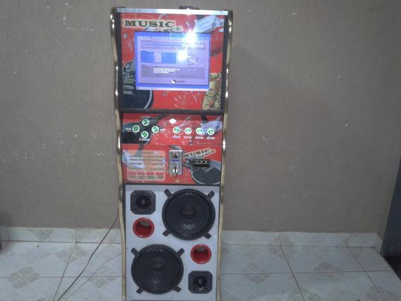 Máquina De Musicas Jukebox