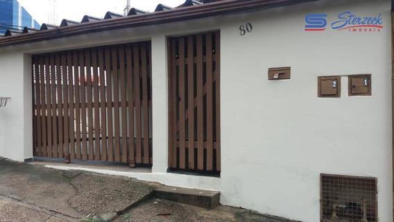 Casa Com 3 Dormitórios Para Alugar, 155 M² Por R$ 1.950,00/mês - Capela - Vinhedo/sp - Ca1160