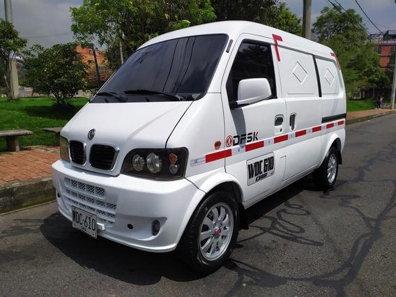 Dfsk Van Carga 1300cc Aa Hidráulica