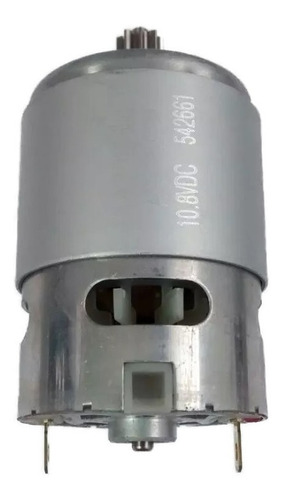 Motor Dc Bosch Para Furadeira E Parafusadeira Gsr 1000 Smart