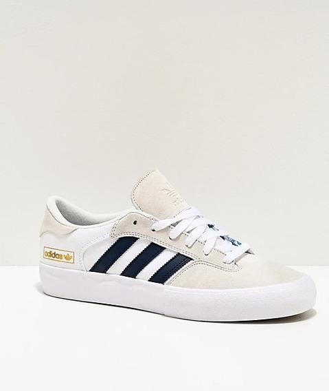 adidas Matchbreak Super White & Navy