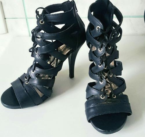 49b7091ba8 Sandalia Gladiadora Via Marte Salto - Sapatos no Mercado Livre Brasil