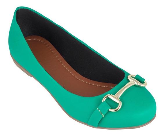 Sapatilhas Feminina Barata Rasteirinha Sxl Sapato Adulto