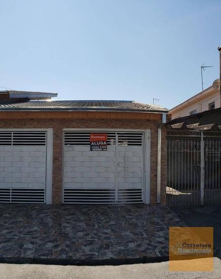 Casa Térrea Fundos No Santa Maria - Ca0943