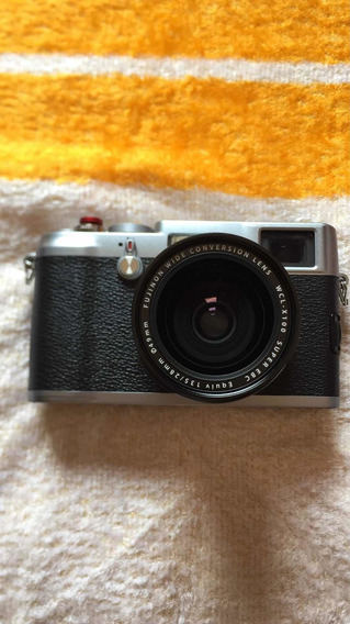 Fujifilm Finepix X100 + Lente Normal E Wide