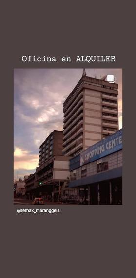 Oficina En Alquiler En El Centro De La Ciudad. San Cristóbal