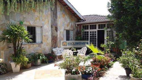 Imagem 1 de 14 de Chácara Com 3 Dormitórios À Venda, 600 M² Por R$ 600.000,00 - Jardim Brogotá - Atibaia/sp - Ch0012