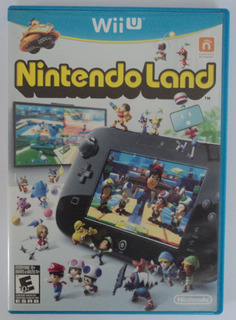 Nintendo Land Nintendo Wiiu