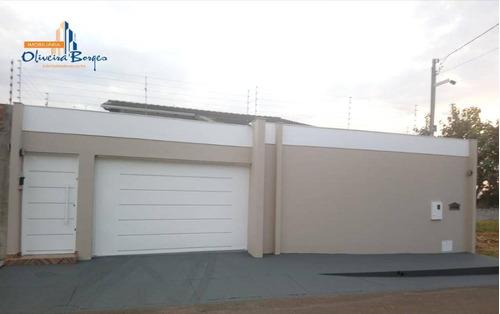 Imagem 1 de 13 de Casa Com 3 Dormitórios À Venda, 242 M² Por R$ 600.000,00 - Anápolis City - Anápolis/go - Ca1574