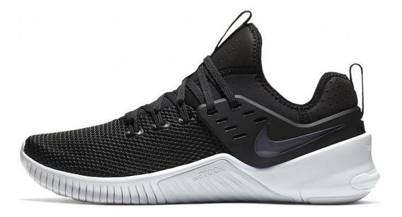 Zapatillas Nike Free Metcon Hombre Negro Crossfit