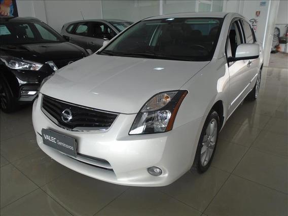 Nissan Sentra 2.0 S 16v Flex Aut