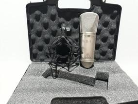 Microfone Condensador B 1 + Pope Filter