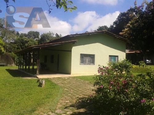 Imagem 1 de 15 de Chácara Em Volta Fria - Mogi Das Cruzes, Sp - 3678