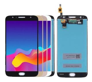 Display Tela Moto G5s Plus G5s+ Motorola Xt1802 Frontal