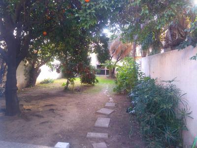 Casa 3 Dormitorios, Gran Jardin,cerca Del Centro, Calefacion