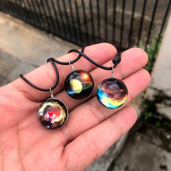 10 Cordões Galaxia Por R$125
