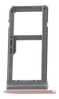 Bandeja Porta Chip Sim Samsung S8 S8 Plus G950 Original G955
