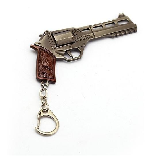 Chaveiro Arma Revolver R45 Pubg