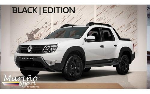 Renault Oroch Black Editions