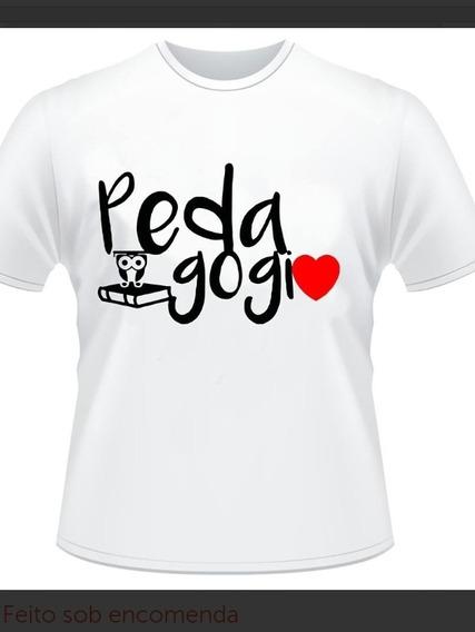 Camisas Pedagogia