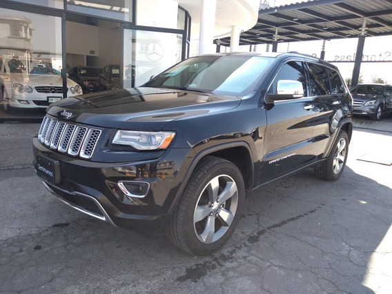 Jeep Grand Cherokee Limited 2014 Negro