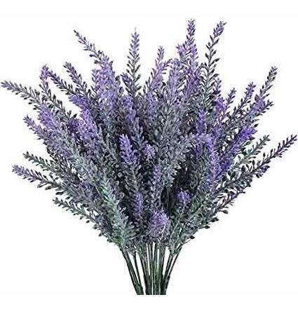Arreglos Florales Artificiales En Color Morado En Mercado
