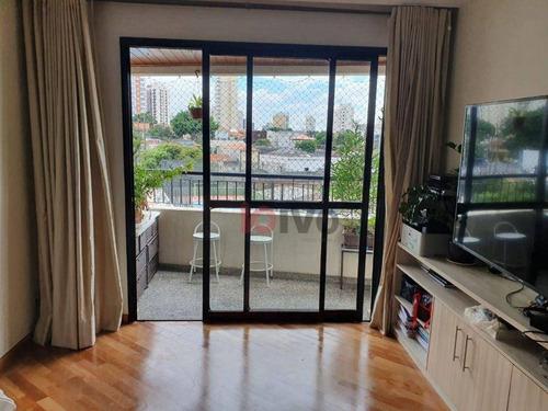 Imagem 1 de 30 de Apartamento À Venda, 108 M² Por R$ 1.050.000,00 - São Judas - São Paulo/sp - Ap4546