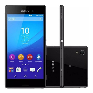 Sony Xperia M4 Aqua E2306 16gb 2gb Ram 4g Novo Vitrine