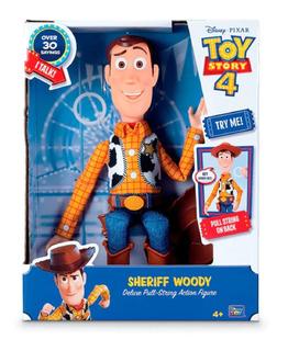 Toy Story 4 Sheriff Woody Vaquero Toy Story Figura Original