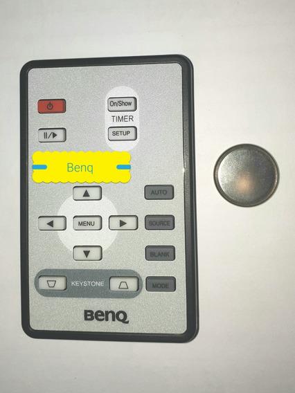 Controle Remoto Para Projetores Benq Mp515 Produto Original