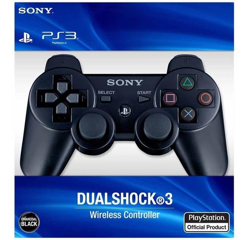 Control Ps3 Playstation 3 Inalambrico Dualshock 3 Nuevo