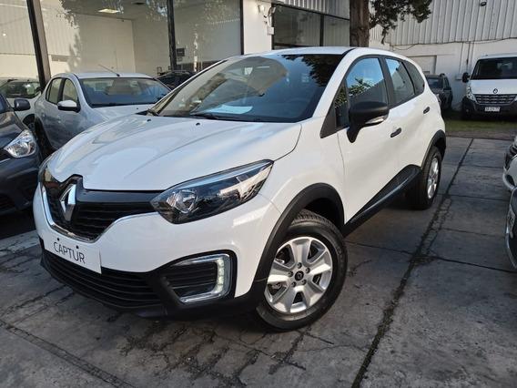 Renault Captur 1.6 Life Patentada 2020 Tasa 0% (ap)