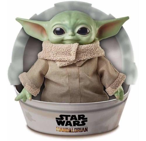 Baby Yoda Star Wars - Mattel - En Stock
